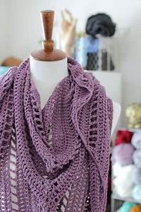 Free Yourself Shawl      Crochet Pdf Pattern  U2013 Tl Yarn Crafts