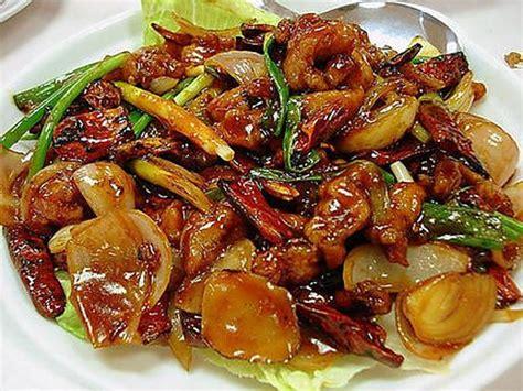 recette de cuisine de poulet recette de poulet gong bao