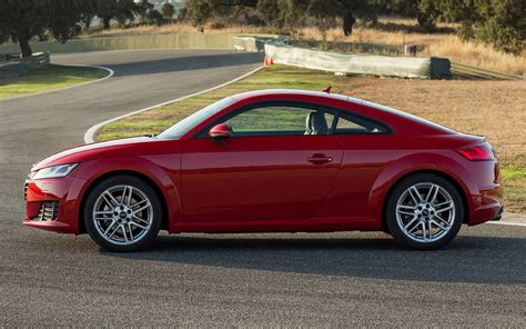 Audi Tt Coupe Hd Picture by 2014 Audi Tt Coupe Wallpapers And Hd Images Car Pixel