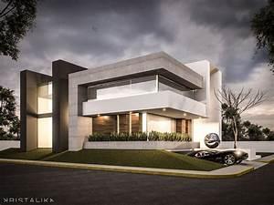 Moderne Design Villa : 2115 best modern architecture images on pinterest modern houses architecture and facades ~ Sanjose-hotels-ca.com Haus und Dekorationen