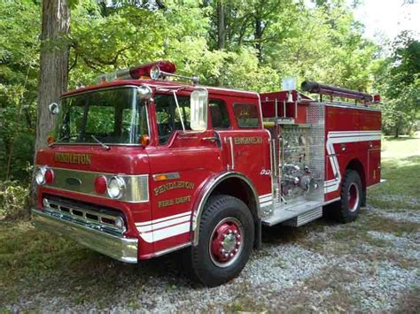 1000+ Images About Fire Trucks On Pinterest