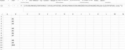 Combine Multiple Cell Into Rows Enter Dynamic