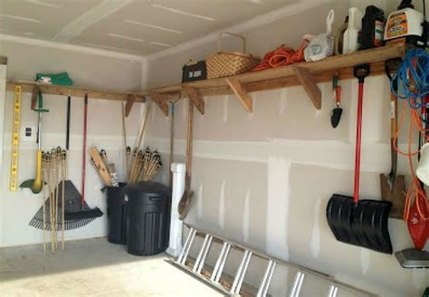 garage shelves diy diy garage shelves 5 ways to build yours bobvila