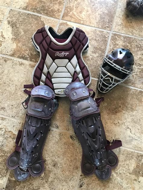 Rawlings Catcher's Protective Gear Youth XRD | SidelineSwap