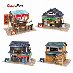 Puzzle 3d Cubic Fun Reviews - Online Shopping Puzzle 3d ...