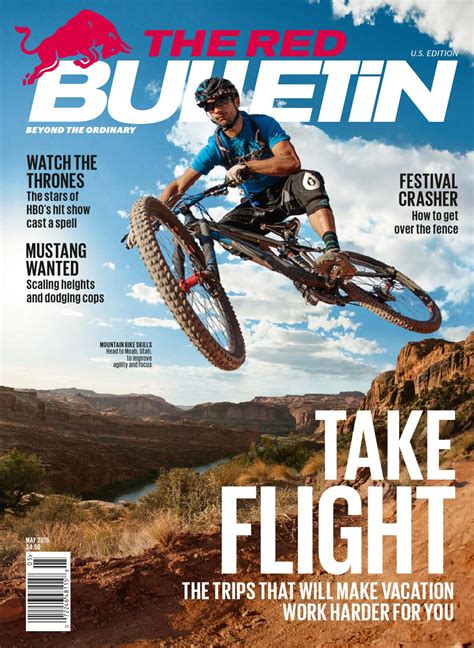 The Red Bulletin May 2019 Us By Red Bull Media House Issuu