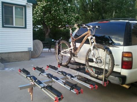 wanted hitch mount bike rack