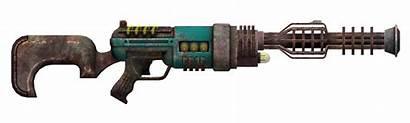 Laser Gun Fallout Rifle Recharger Vegas Guns