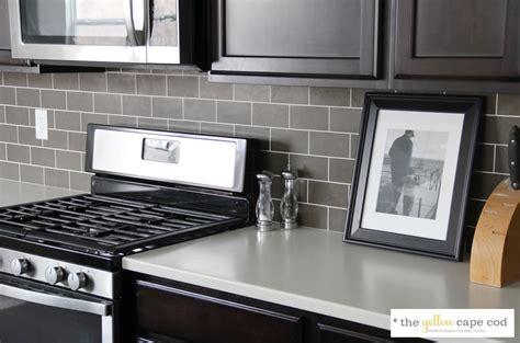 grout kitchen backsplash plain ideas no grout tile backsplash smart inspiration diy
