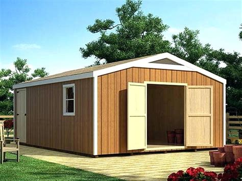 Sheds are a great place to store excess goods that could otherwise become damaged or misplaced. cheap shed kits wood sheds for sale storage shed designs ...