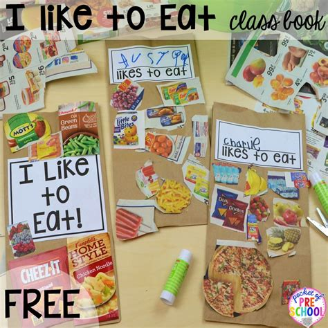 nutrition ideas for preschoolers food and nutrition centers for preschool pre k and 791