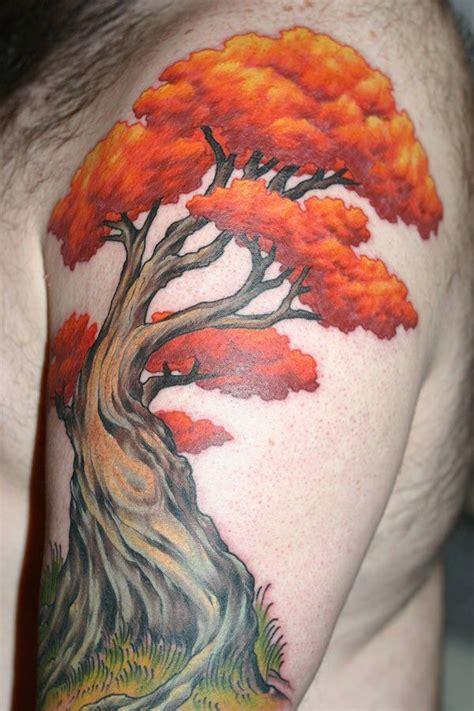 tree tattoos ideas  show  love  nature mens