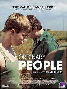 Feature Article Ordinary People 2009 Film Wikipedia