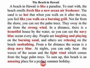 descriptive essay day at the beach metro creative writing descriptive essay day at the beach
