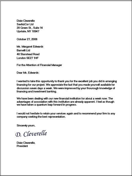 importance  knowing  business letter format