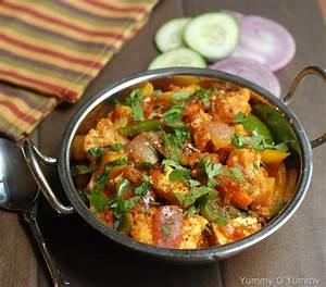 Kadai Vegetable Subzi – Restaurant Style