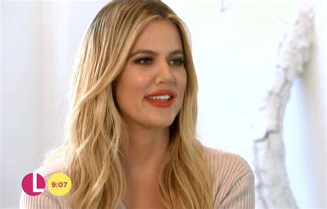 Khloe Kardashian opens up about living with rapper The ...