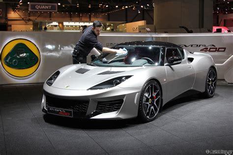 lotus evora car  catalog