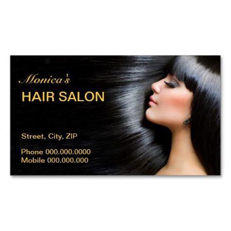 hair salon business card business card templates