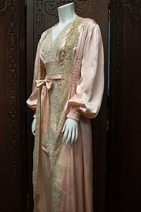 1930s two piece loungewear gown and robe for sale at 1stdibs With robe 1930