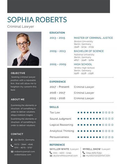 lawyer cv sample  templates  premium templates