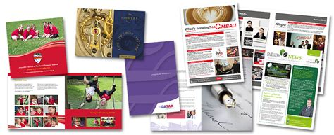 Brochure Design Services by Corporate Newsletters Company Brochure Design Services