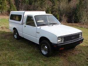 1981 Chevy Luv Diesel Pickup Truck  Isuzu Pup  New Engine