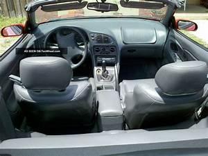 1996 Mitsubishi Eclipse Spyder Gst Convertible 2