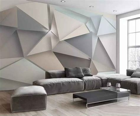 3d Wallpaper For Living Room : Amazing 3d Wallpaper For Living Room, Bedroom, Kitchen And