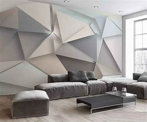 Amazing 3D wallpaper for living room, bedroom, kitchen and ...