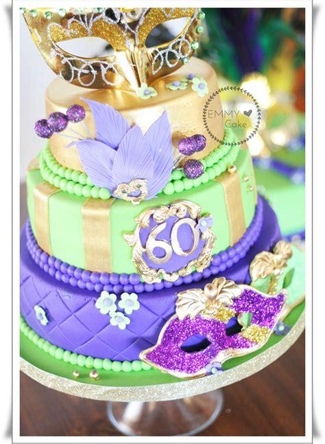 Mardi Gras, Masquerade Theme Cakes Cakecentralcom