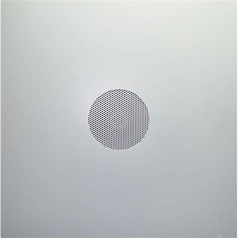 owi inc drop ceiling speaker on a 2x2 tile white 2x2ic6