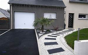 Cailloux Pour Cour : lampadaire design pour am nagement ext rieur terrasse ~ Premium-room.com Idées de Décoration
