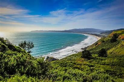 California Northern Coast Marin Beach Pacific Stinson