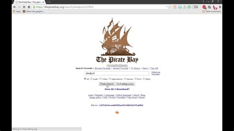 Download Torrents Off The Piratebay.org