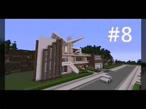 Le 10 Case Più Belle Di Minecraft JERBAD TV YouTube