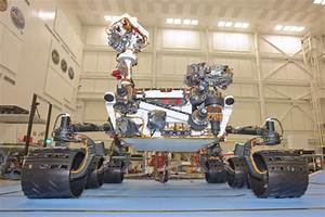 NASA Curiosity Mars Rover - Live Landing Event | Video ...