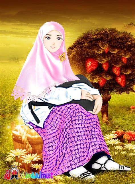 Wanita Dewasa Berhijab Woman In Islam Abdan Syakura