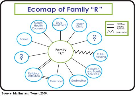 Ecomap Template Ecomap Maker
