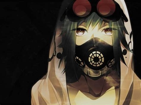 How To Make Anime Wallpaper - 10 images about gas mask on spotlight