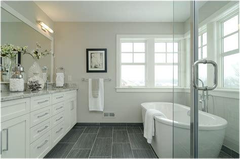 Grey Floor Tile Bathroom by Cool Bathroom Floor Tile To Improve Simple Home Midcityeast