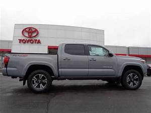 New 2018 Tacoma Double Cab 4x4 Trd Sport 6 Speed Manual