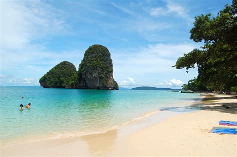 Phra Nang Beach Railay Thailand Style My Beach