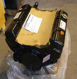 New Gm 350  290 Hp Crate Engine    4 Bolt Mains   L82