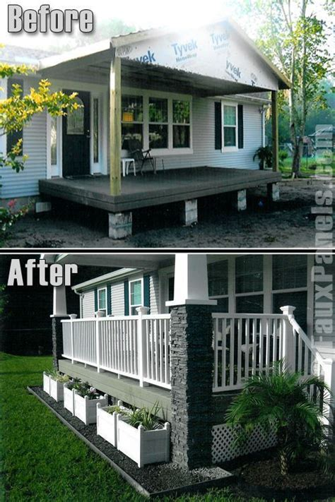 Best 25+ Manufactured Home Porch Ideas On Pinterest