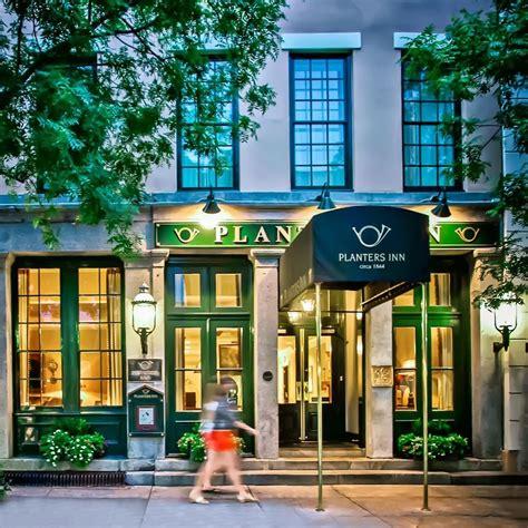 Planters Inn - charleston sc luxury hotels planters inn charleston