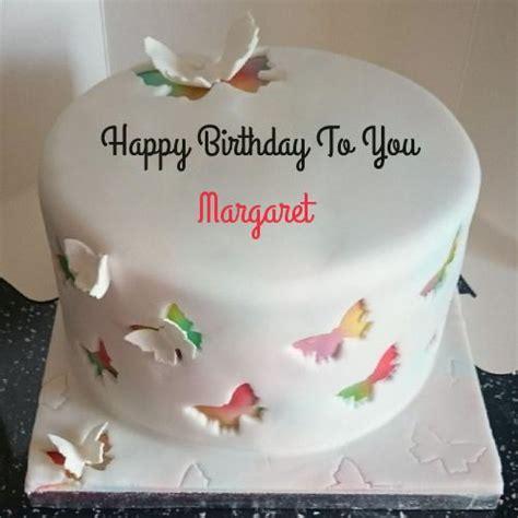 write   rainbow butterfly birthday cake