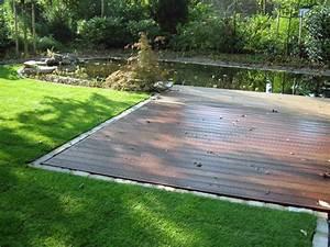 Gartengestaltung Mit Holz : karl baakes gartengestaltung impressionen ~ Watch28wear.com Haus und Dekorationen