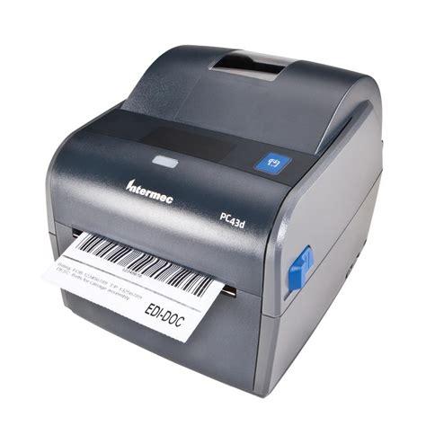 imprimante de bureau soluwan imprimante codes barres de bureau intermec pc43d