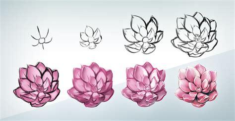 flower steps  kawiku  deviantart